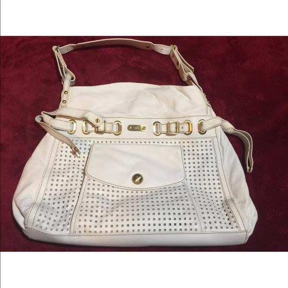 136ddc1dd6 NWOT Rafe New York Large Handbag - White Leather